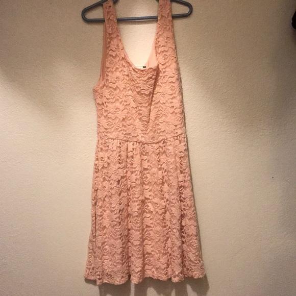 La Hearts Dresses & Skirts - Soft lace dress!!